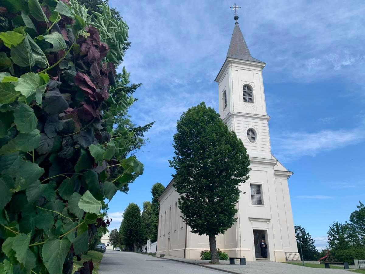 Evangelische Kirche Großpetersdorf