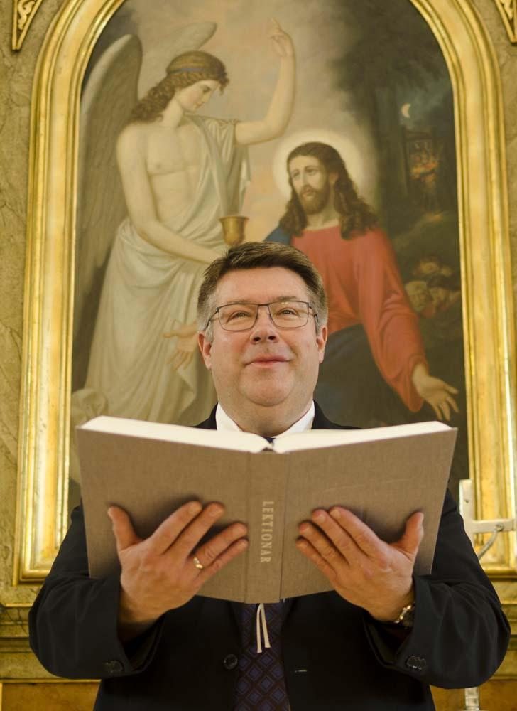 Pfarrer Carsten Marx